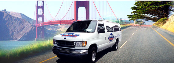 Airport Shuttle Service To San Francisco Sfo And Oakland